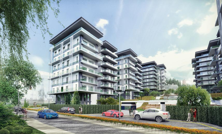 Dİlman Housing